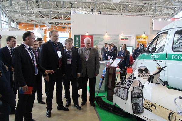 Продукцию рыбинских колоний представили на всероссийской выставке