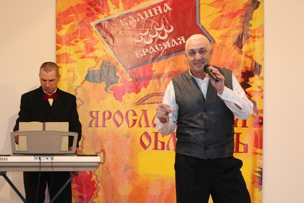В исправительной колони №1 прошел региональный этап 16 Всероссийского конкурса на лучшее исполнение песен среди осужденных «Калина красная».