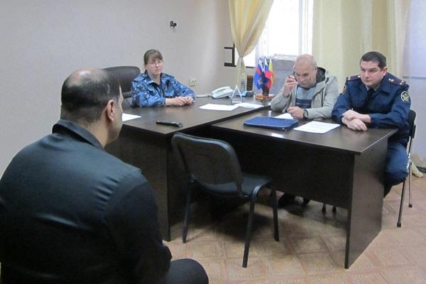При подведении итогов Олег Кудрявцев дал ряд рекомендаций руководству учреждений в сфере соблюдения прав и законных интересов подозреваемых, обвиняемых и осужденных.