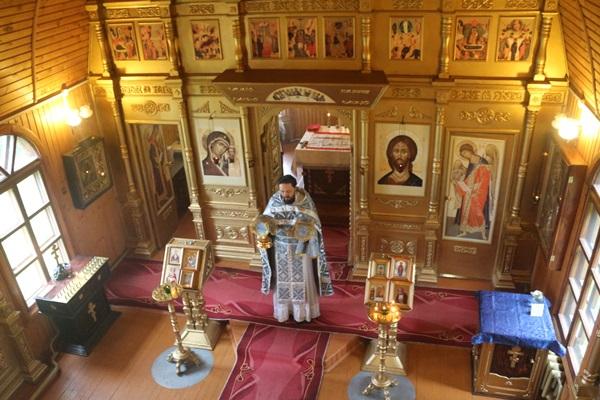 В День Усекновения главы Иоанна Предтечи в исправительной колонии №1 УФСИН России по Ярославской области иерей Андрей Баикин совершил Божественную литургию.