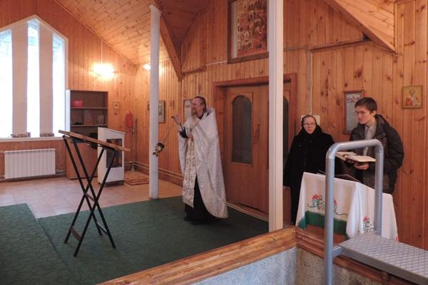 В честь великого православного праздника - Крещение Господне в СИЗО-2 УФСИН России по Ярославской области прошло духовно-нравственное мероприятие.