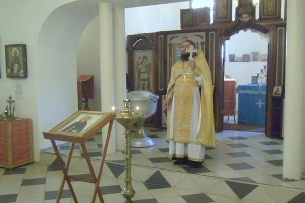 В ярославском следственном изоляторе состоялась Божественная литургия в день памяти преподобного Сергия Радонежского
